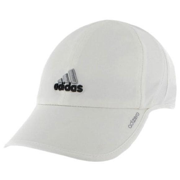 NWT Adidas Adizero II Relaxed Cap in White 🧢 201d9726a56